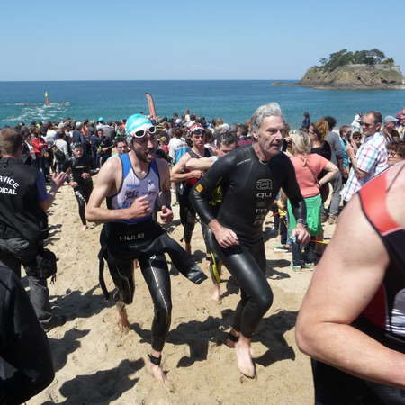 Triathlon de St Coulomb 12/05/2019